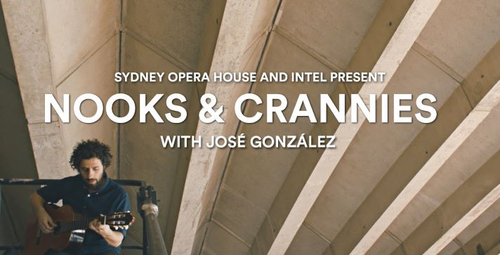 Nooks and Crannies: a live music tour of Sydney Opera House