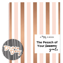 A Driven Day E-Book: The Pesach of Your Goals
