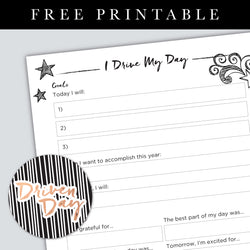 Kids (Ages 8-12) Plan Printable