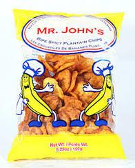Mr. John Ripe Spicy Plantain Chip-Biscuits, Snacks and Crisps-Mr. John-bifastore