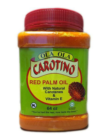 Red palm oil (64oz / 1.89 L) - Ola Ola-Cooking Oil-Ola Ola-bifastore