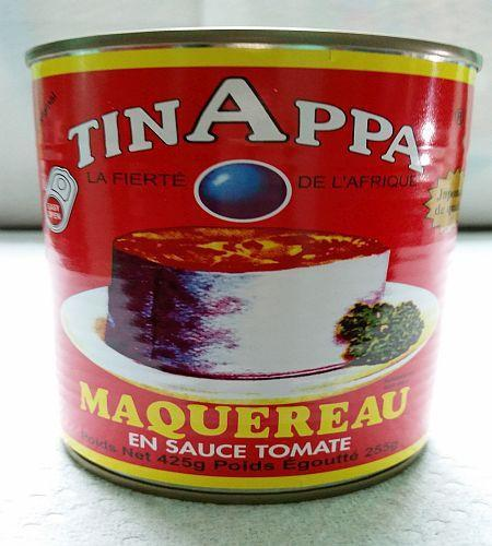 Tinappa Mackerel-Canned Goods-Tinappa-bifastore