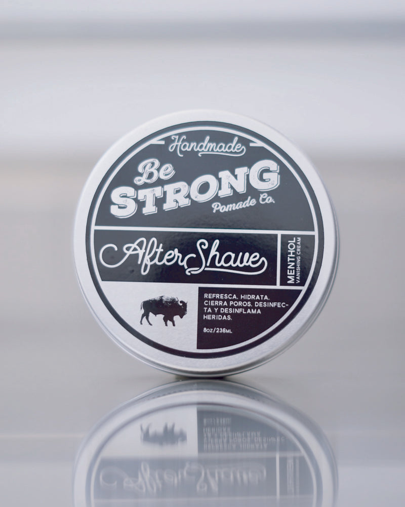 After Shave Menthol Cream