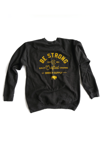 Sudadera Be Strong Co.