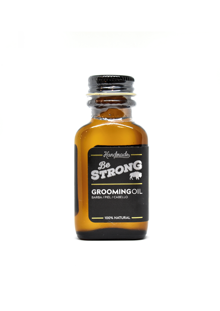 No.1 Premium Grooming Oil