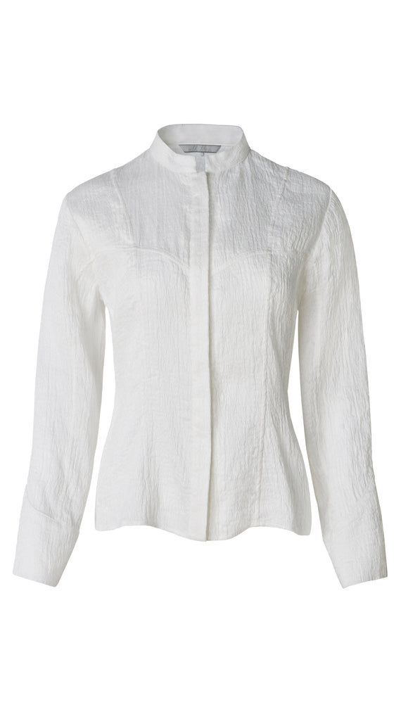 Nancye White  Button-Up Shirt - xllullan