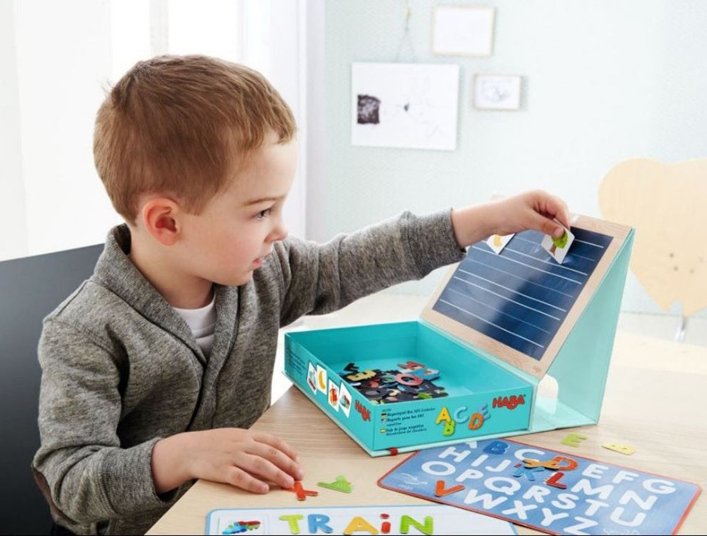 Magnetic Game Box Abc Expedition