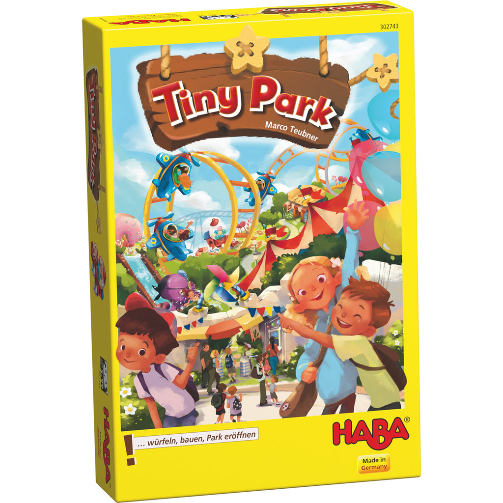 Tiny Park Game (Ages 5+)