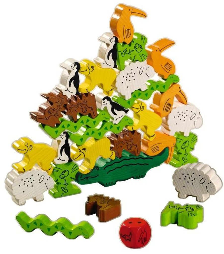 Animal Upon Animal Game (Ages 4+)