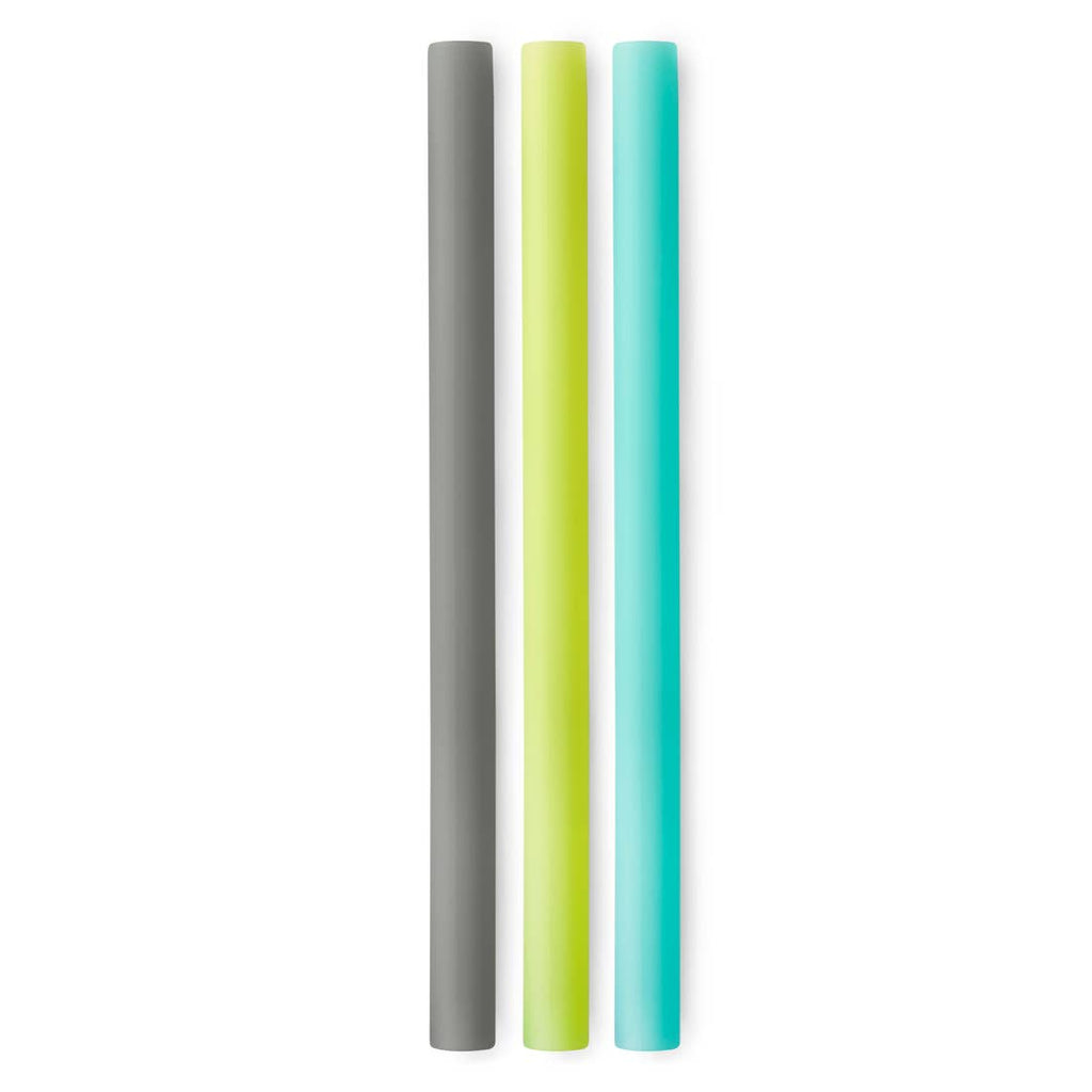GoSili X-Wide Silicone Straw - 3 pack