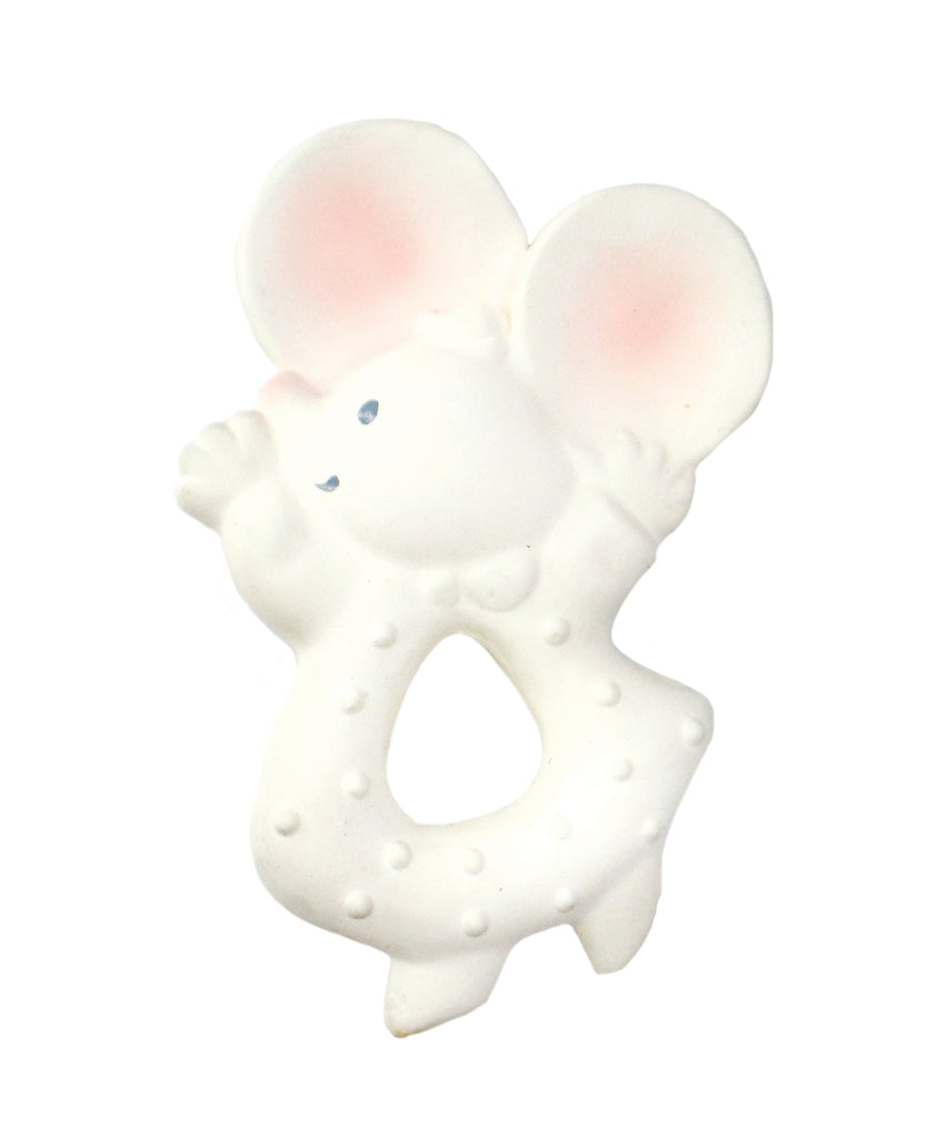 Meiya the Mouse Rubber Teether