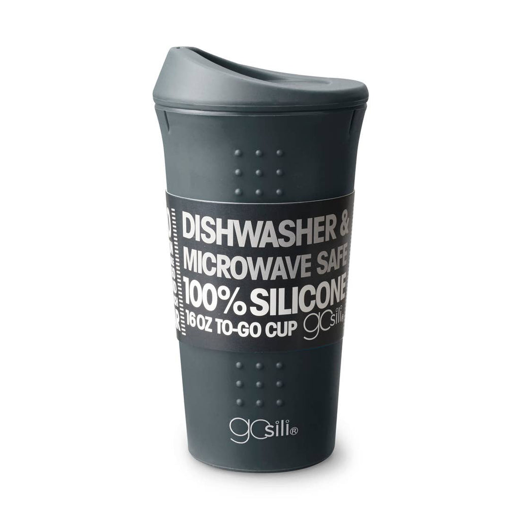 GoSili 16 oz To Go Cup - Choose Color