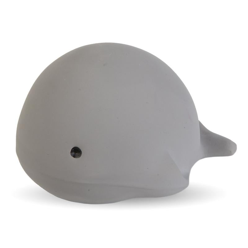 Whale - Ocean Buddy Natural Rubber Toy