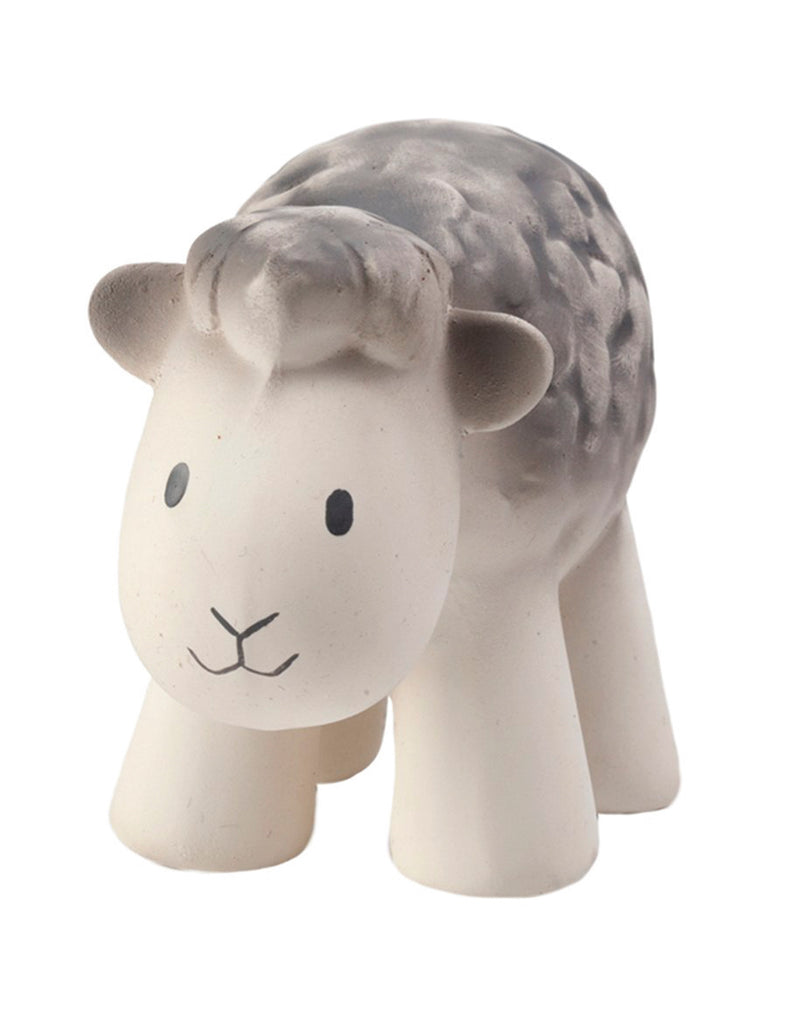 Sheep - My First Farm Natural Rubber Toy