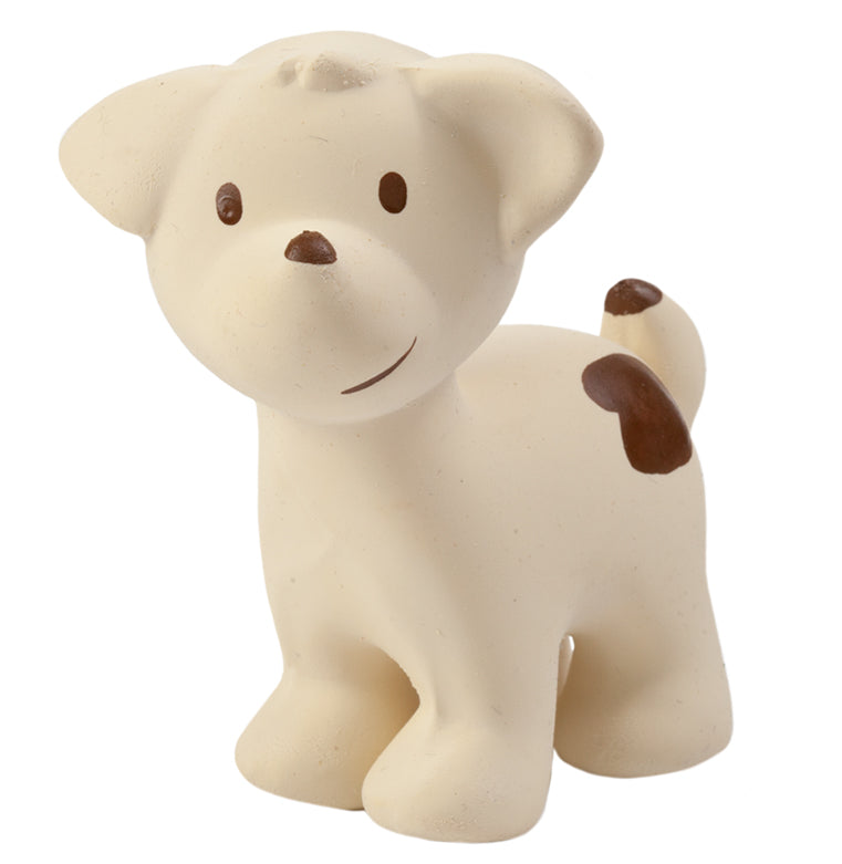 Puppy - My First Farm Natural Rubber Toy