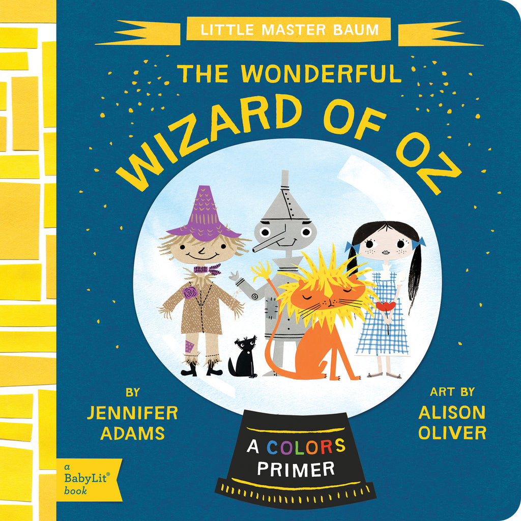 The Wonderful Wizard of Oz - Babylit Board Book
