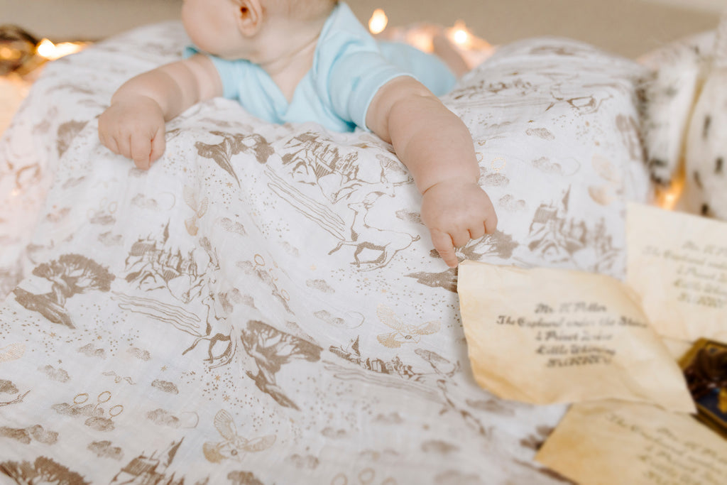 Aden + Anais hogwarts classic swaddle | Harry Potter™