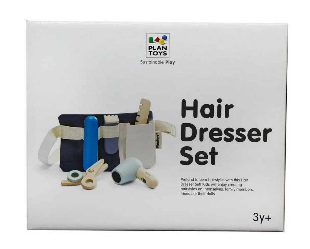 Hair Dresser Pretend Play Set
