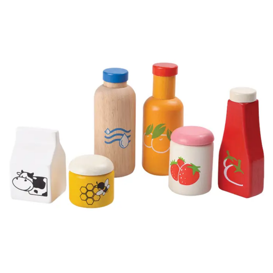Play Food And Beverage Set