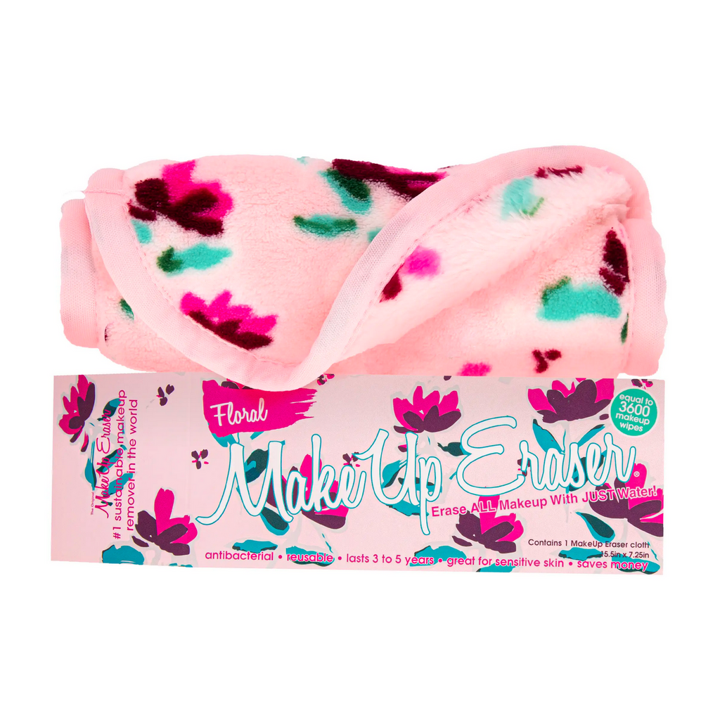 The Original Makeup Eraser - Floral Print