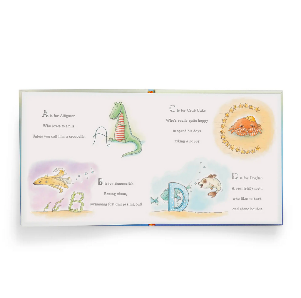 Ochos ABC Board Book