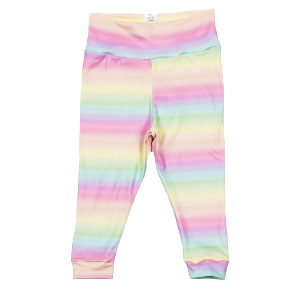 Bumblito Leggings - Rainbow Sherbet
