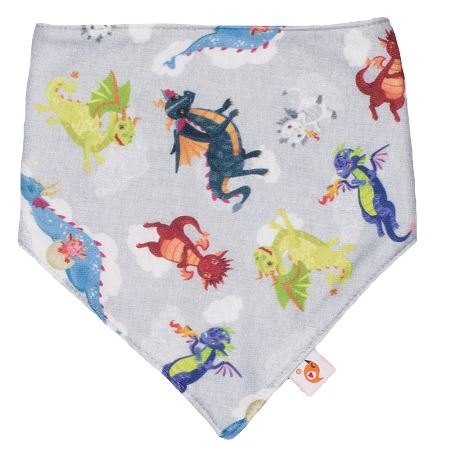 Bandana Bib - Smart Bottoms