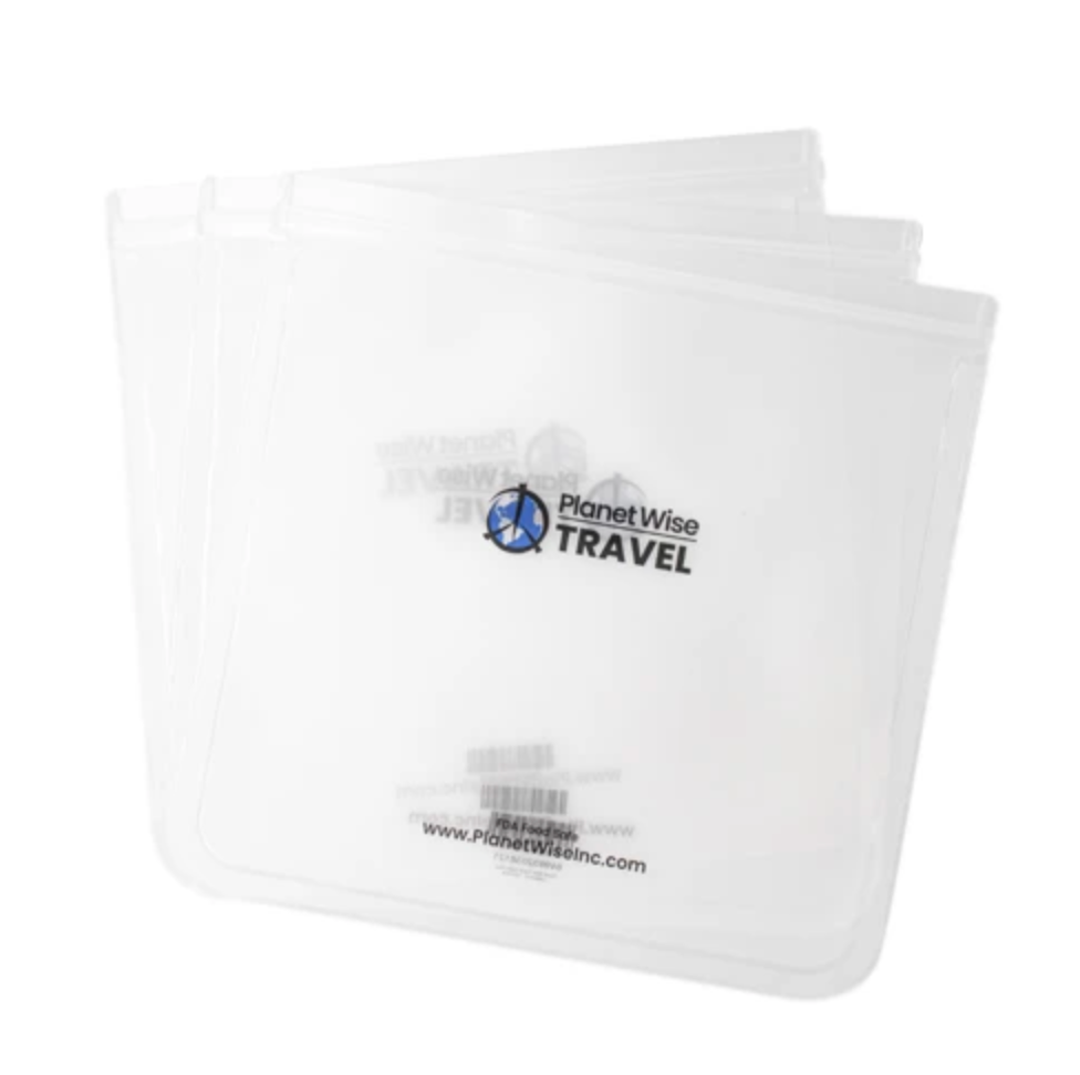 Planet Wise Travel Leakproof Snack Line