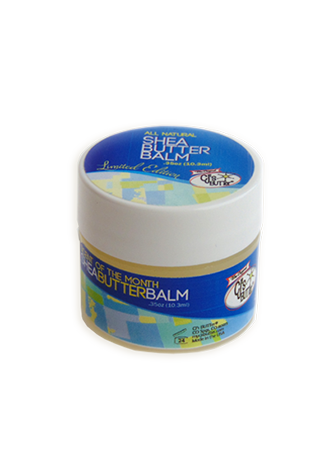 CJ's BUTTer Shea Butter Balm .35 oz. Mini