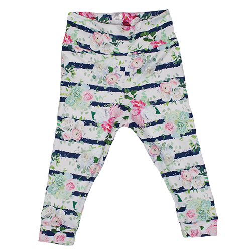 Bumblito Leggings - Belle Blossoms