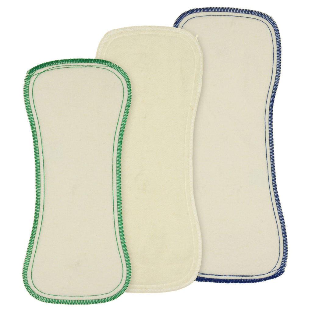 Best Bottom Hemp/Organic Cotton Inserts
