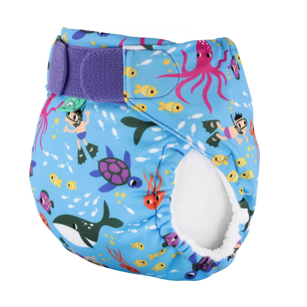TotsBots Swim Nappy - Under the Sea