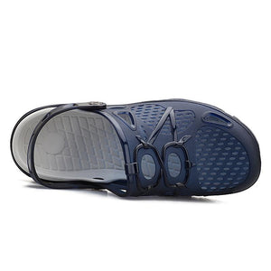 Men's Summer Lightweight Clog Quick Drying Sandals Slippers