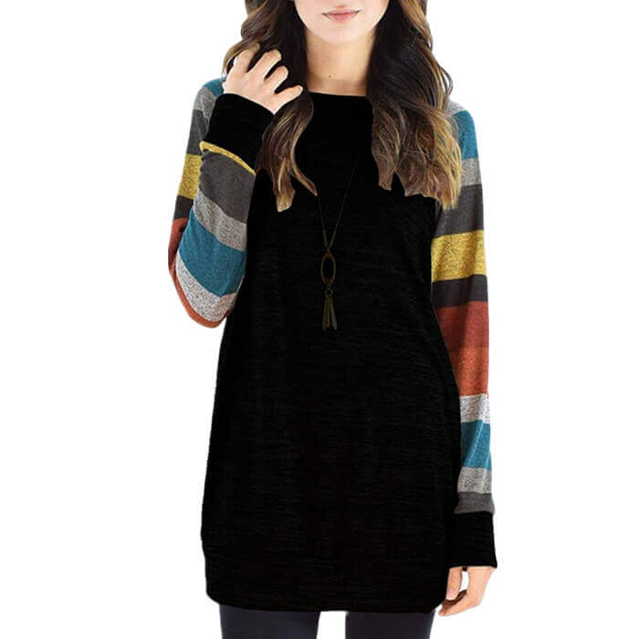 Women Knitted Lightweight Sweatshirts