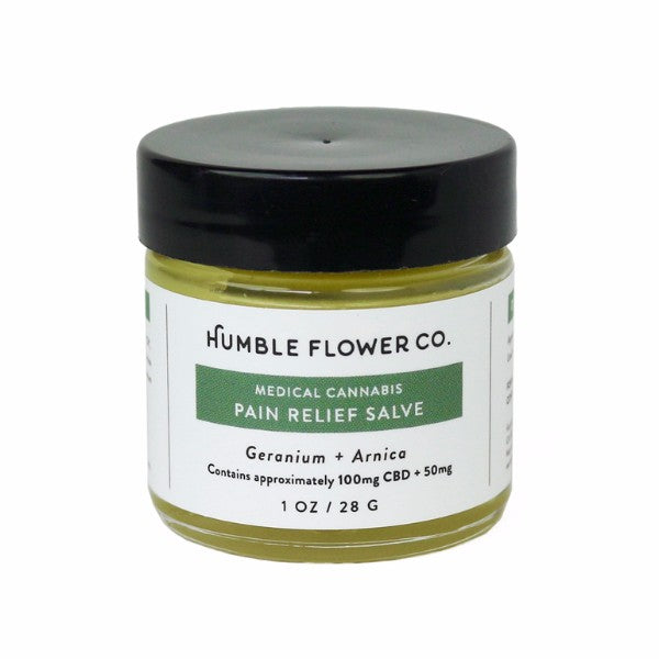 Pain Relief Salve - CANNVIS