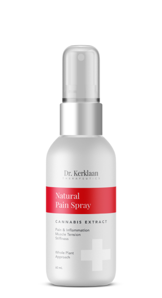 Natural Pain Spray - CANNVIS