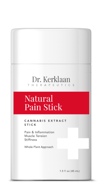 Natural Pain Stick - CANNVIS