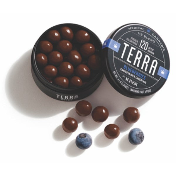 Terra Bites | Blueberry - CANNVIS