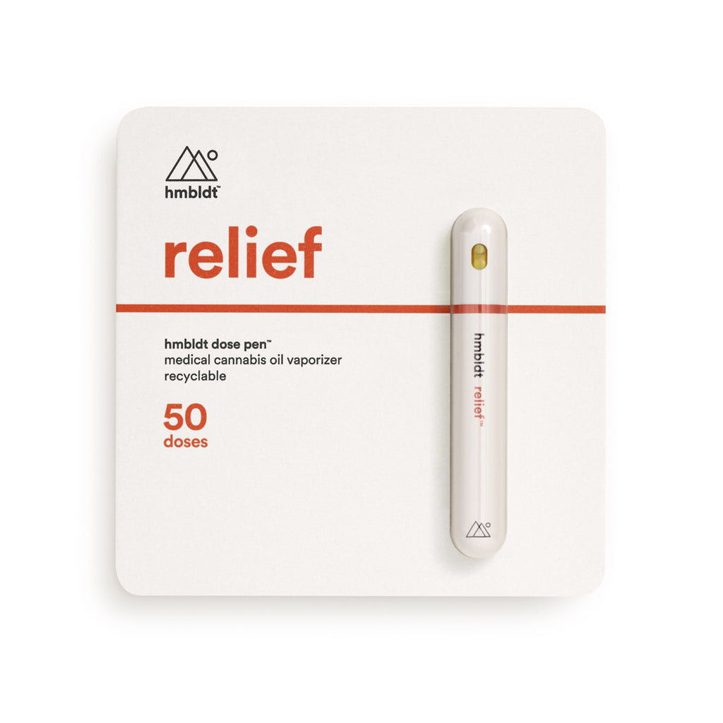 Relief | 50 - CANNVIS