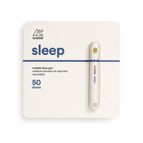 Sleep | 50 - CANNVIS