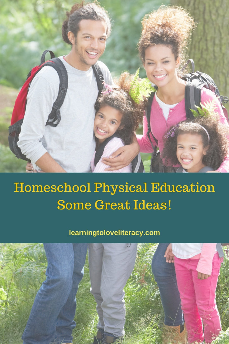 Homeschool Physical Education