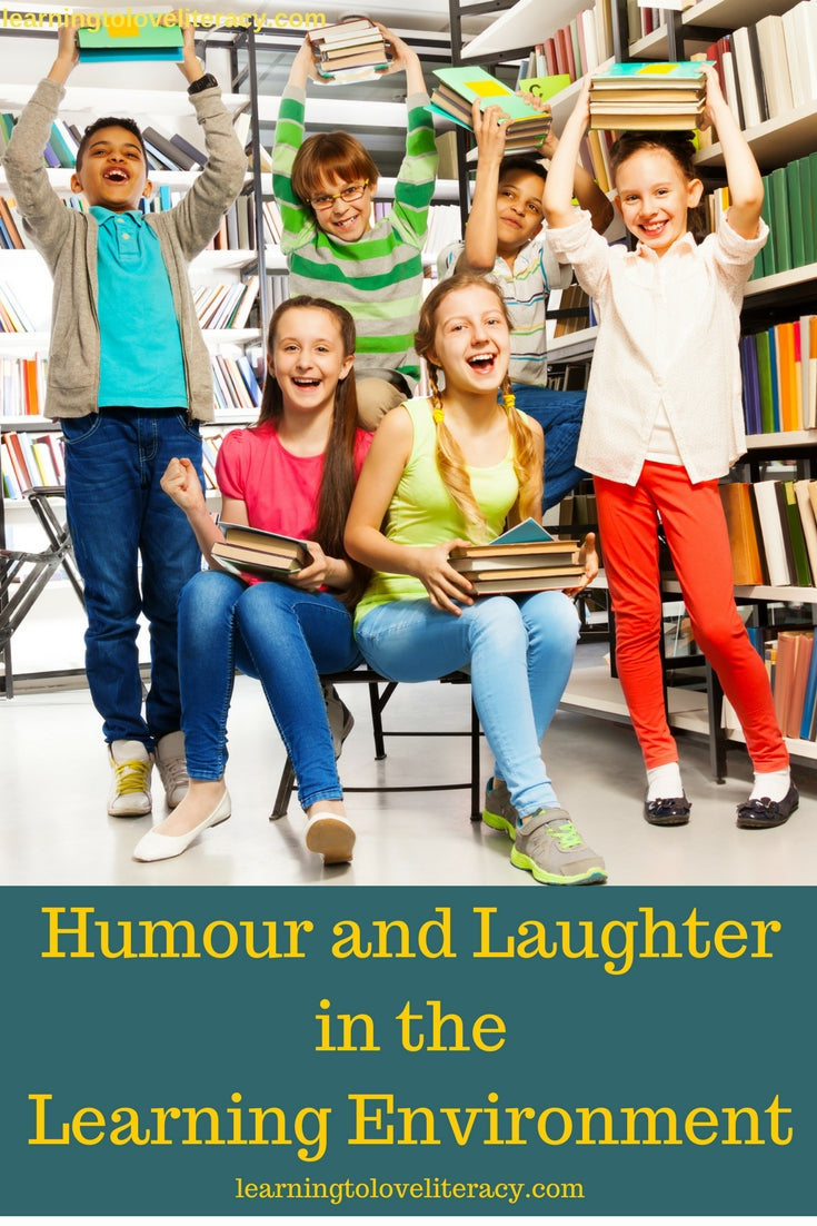 Humour and Laughter