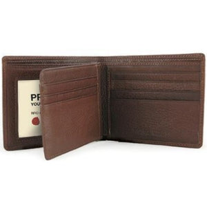 Extra Page Billfold Wallet