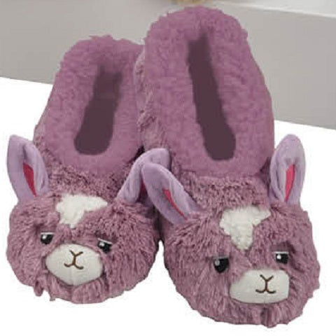 Toddler Furry Foot Pals Slippers