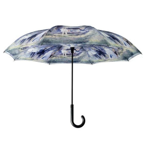 In the Park at Saint Cloud Reverse Close Stick Umbrella