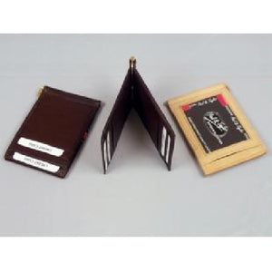 Bi-fold Money Clip Wallet