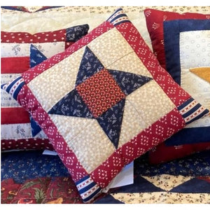 Small Patchwork Pillows