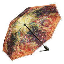 The Artist's House from the Rose Garden Reverse Close Folding Umbrella