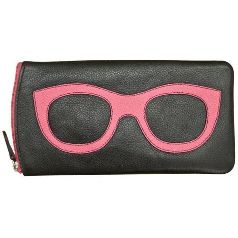 Graphic Eyeglass Case