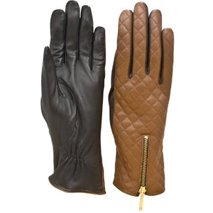 Quilted Women's Gloves